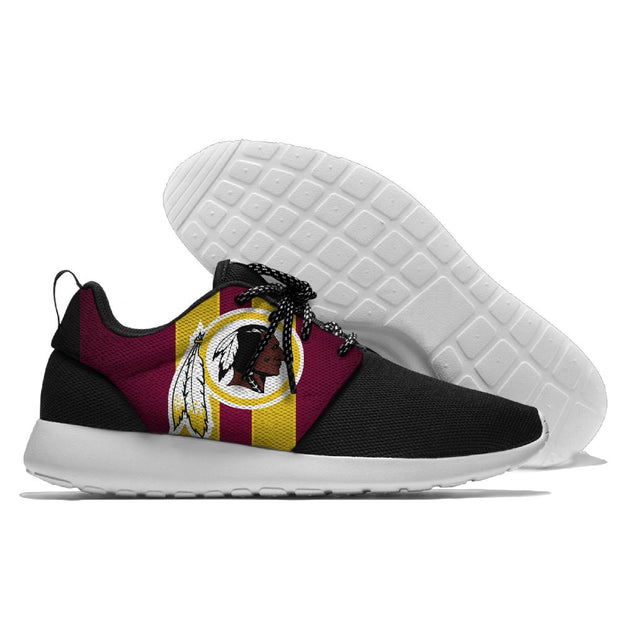 Men and women NFL Washionton redskins Roshe style Lightweight Running shoes - diNeiLa