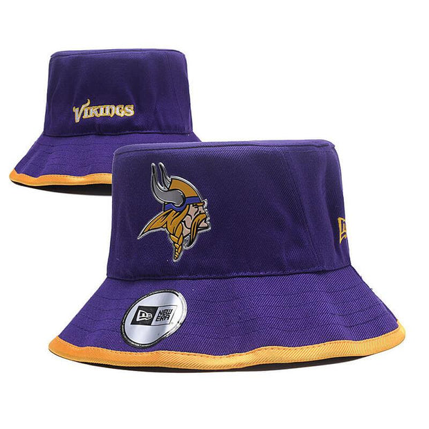 Minnesota Vikings Fan Cap - diNeiLa