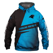 New Carolina Panthers 3D Printed Hoodie - diNeiLa
