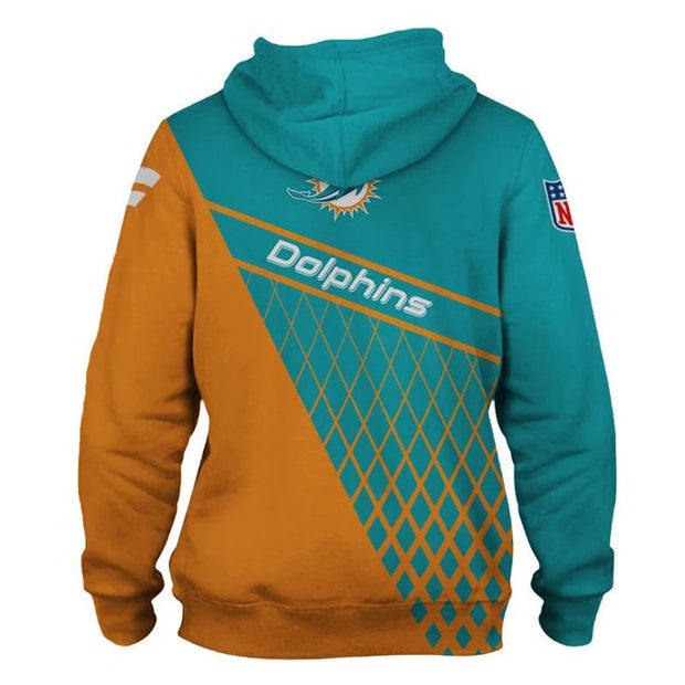 New Miami dolphins 3D Printed Hoodie - diNeiLa