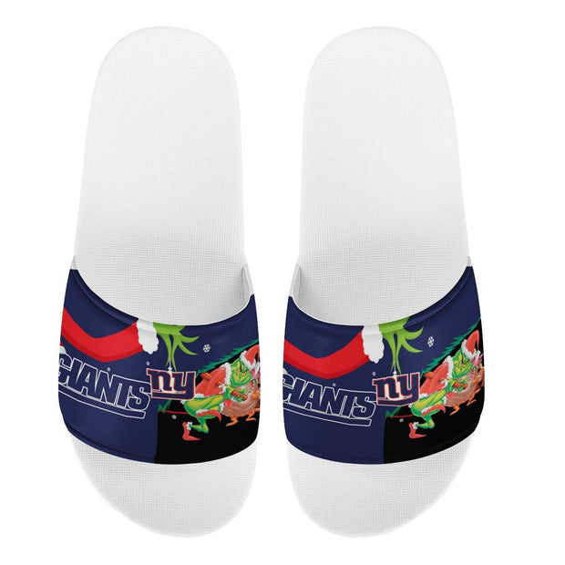 New York Giants Slippers - diNeiLa