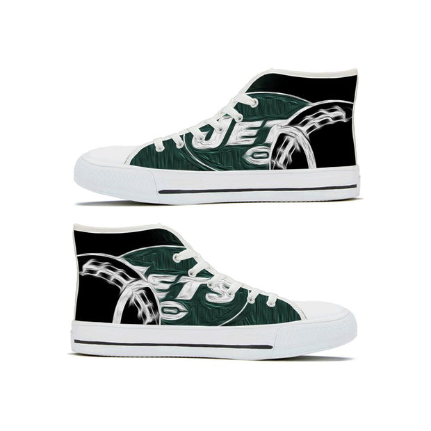 New York Jets High Top Shoes - diNeiLa