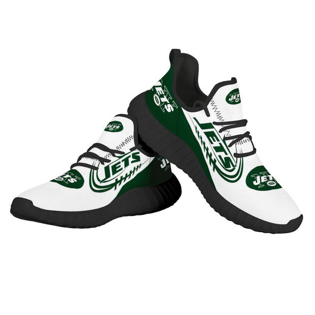 New York Jets Running Shoes - diNeiLa