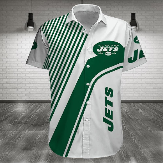 New York Jets Shirt Slim Fit Body - diNeiLa