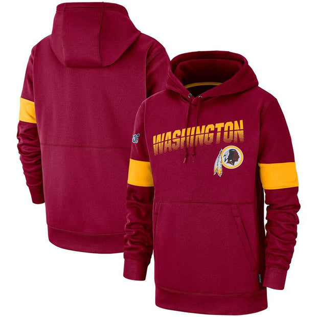 [NFL-100] Washington Redskins Hoodie - diNeiLa
