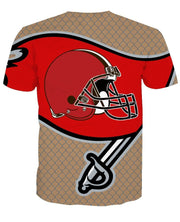 NFL Tampa Bay Buccaneers Logo Men/Women T-shirt - diNeiLa