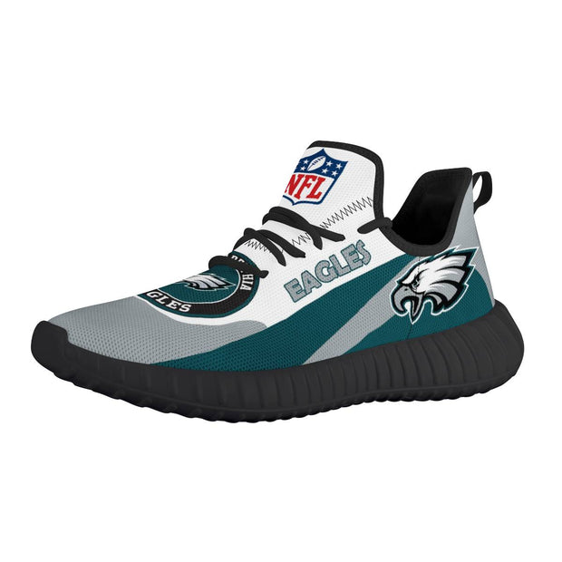 Philadelphia Eagles Running Shoes - diNeiLa