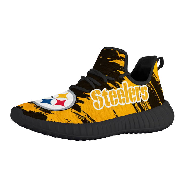 Pittsburgh Steelers Running Shoes For Men Women - diNeiLa