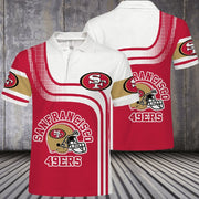 San Francisco 49ers Polo Shirt - diNeiLa