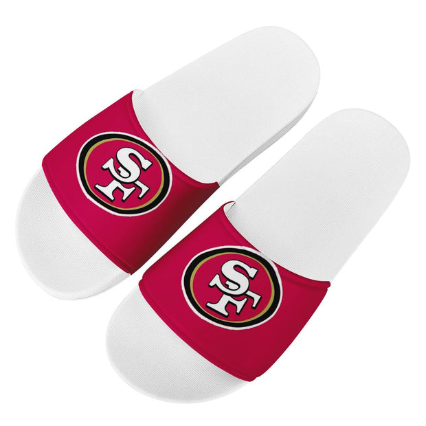 San Francisco 49ers Slippers For Men & Women - diNeiLa