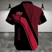 Tampa Bay Buccaneers Shirt Slim Fit Body - diNeiLa