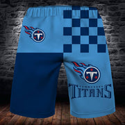 Tennessee Titans Summer Beach Shorts - diNeiLa