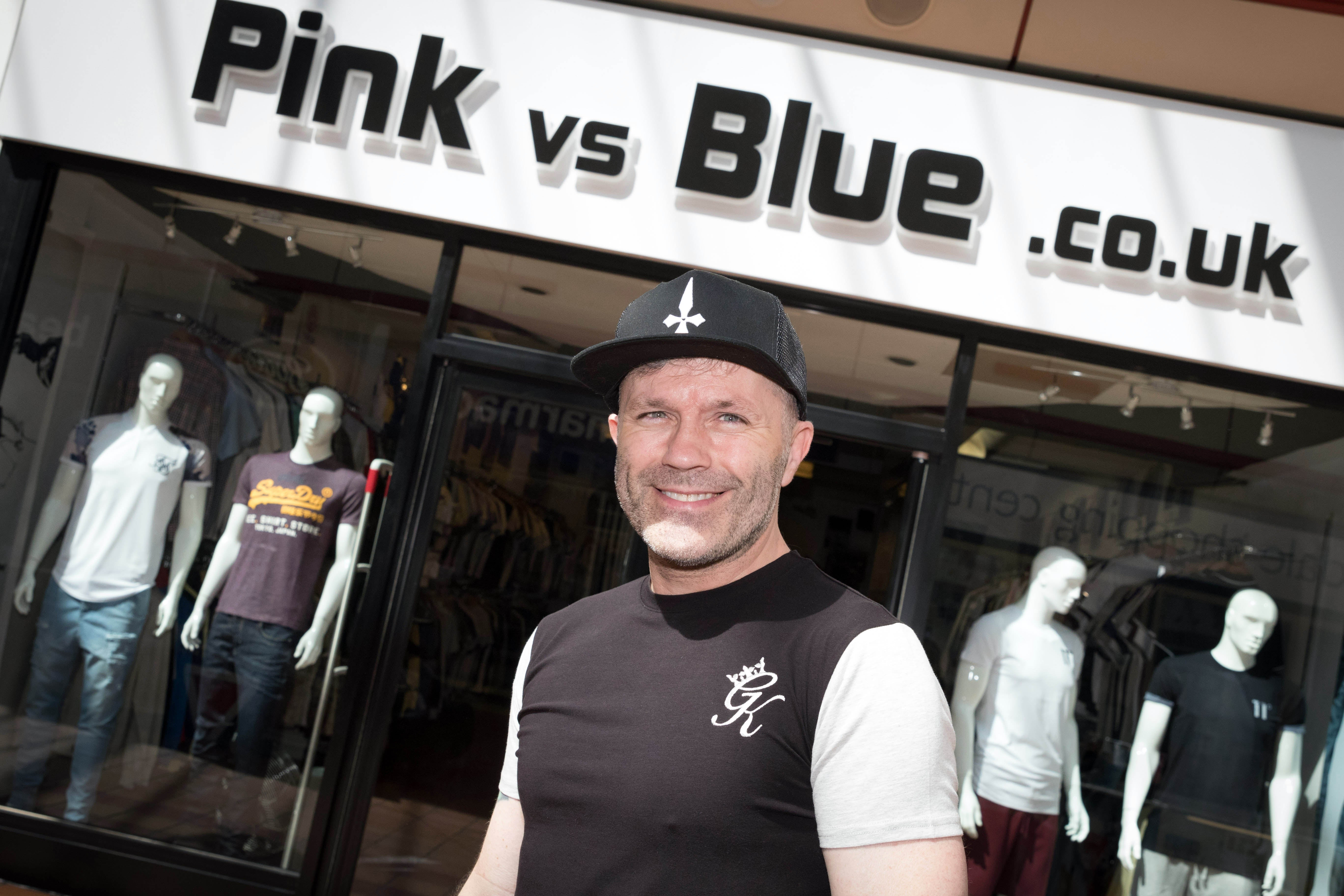 Pink Vs Blue Keighley New Website