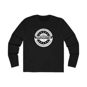 Replay FX 2020 Crest Long Sleeve Fitted Crew