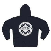 Load image into Gallery viewer, Replay FX 2020 Crest Unisex Zip Hoodie