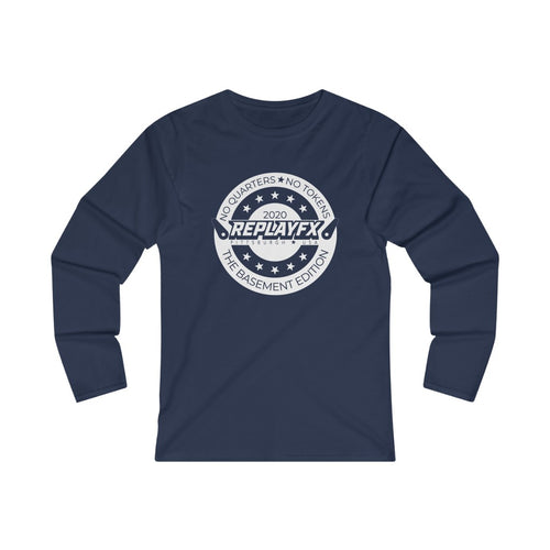 Replay FX 2020 Crest Women's Long Sleeve Tee