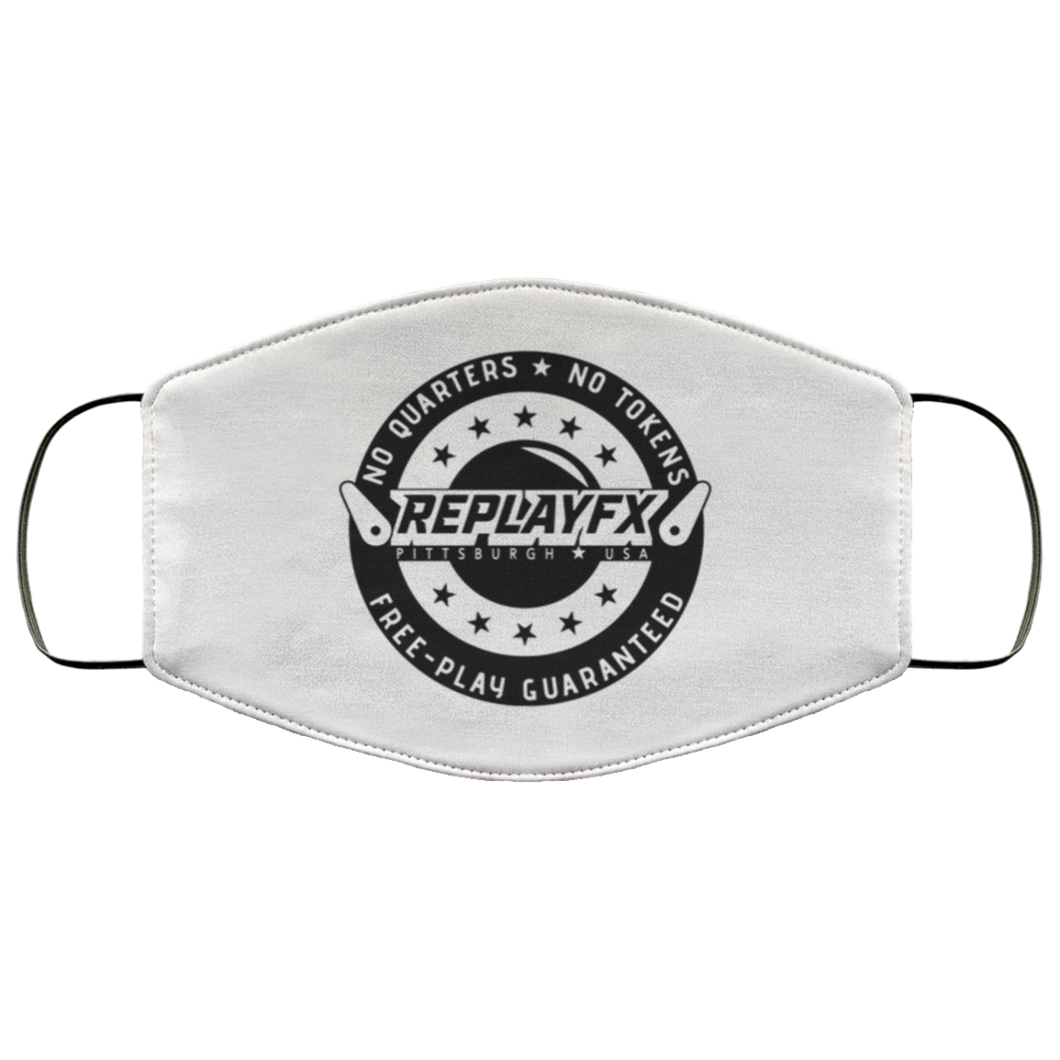 Replay FX Logo Face Mask