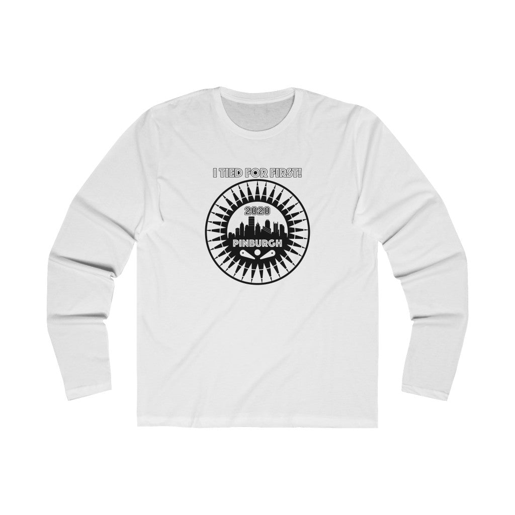Pinburgh 2020 Long Sleeve Fitted Crew