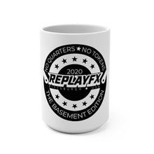 Load image into Gallery viewer, Replay FX 2020 Crest Mug
