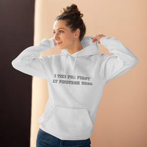 Pinburgh 2020 Tied For First Unisex Hoodie
