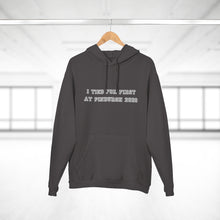 Load image into Gallery viewer, Pinburgh 2020 Tied For First Unisex Hoodie