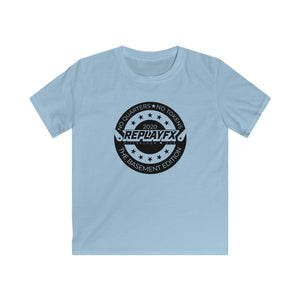 Replay FX 2020 Crest Short Sleeve Kids T-Shirt