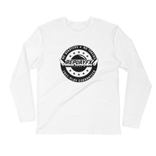 Load image into Gallery viewer, Replay FX Crest Long Sleeve Fitted Crew