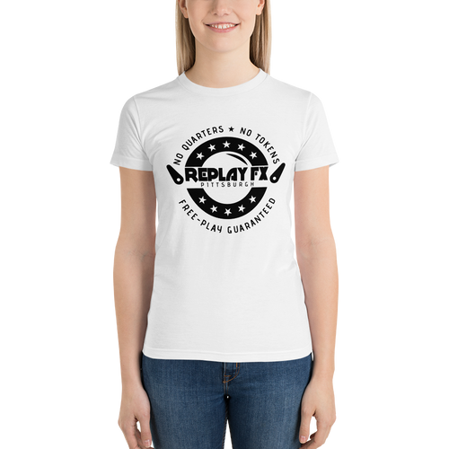 Vintage Replay FX Crest Short Sleeve Women's T-Shirt