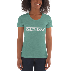 Replay FX Logo Women's Crew Neck T-Shirt