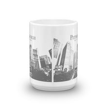 Load image into Gallery viewer, Pittsburgh City of Gaming Mug