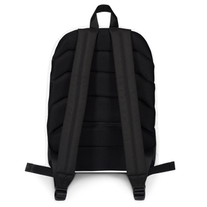 PAPA Red Logo Backpack