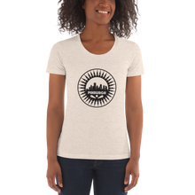 Load image into Gallery viewer, Pinburgh Logo Women's Crew Neck T-Shirt