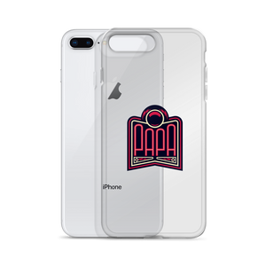 PAPA Red Logo iPhone Case