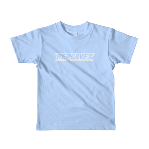 Replay FX Logo Short Sleeve Kids T-Shirt