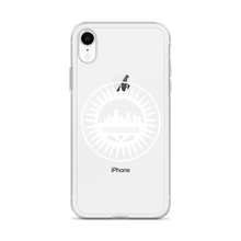 Load image into Gallery viewer, Pinburgh Logo iPhone Case (White)