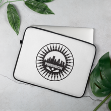 Load image into Gallery viewer, Pinburgh Logo Laptop Sleeve