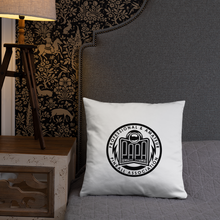 Load image into Gallery viewer, PAPA Crest Throw Pillow