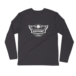 Replay FX Wings Long Sleeve Fitted Crew