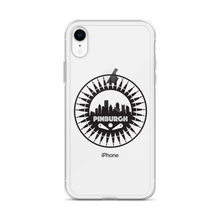 Load image into Gallery viewer, Pinburgh Logo iPhone Case