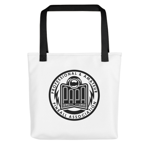 PAPA Crest Tote Bag