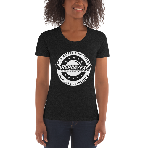 Replay FX Crest Women's Crew Neck T-Shirt
