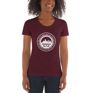 Pinburgh Logo Women's Crew Neck T-Shirt