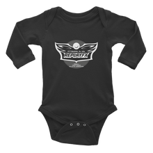 Load image into Gallery viewer, Replay FX Wings Infant Long Sleeve Bodysuit