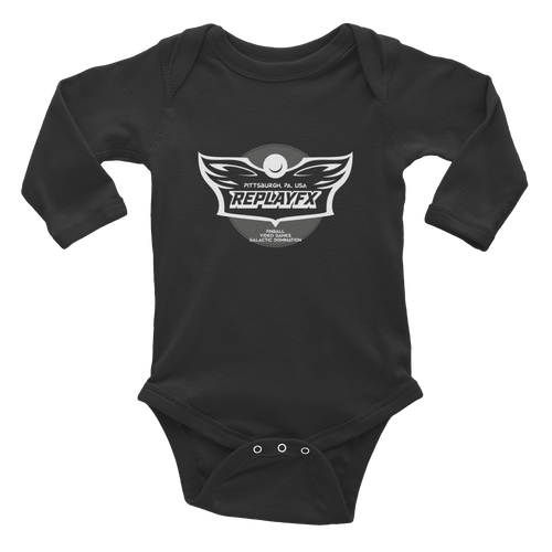 Replay FX Wings Infant Long Sleeve Bodysuit