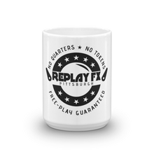 Load image into Gallery viewer, Vintage Replay FX Crest Mug