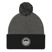 Load image into Gallery viewer, Pinburgh Pom-Pom Beanie