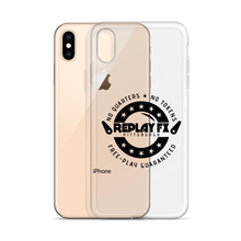 Load image into Gallery viewer, Vintage Replay FX Crest iPhone Case