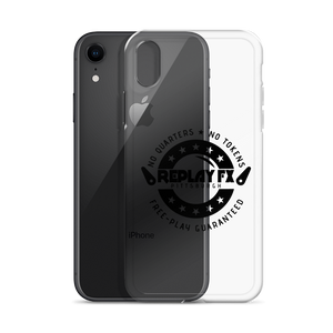 Vintage Replay FX Crest iPhone Case