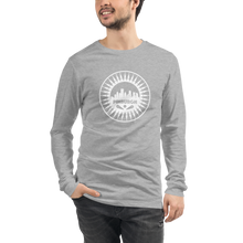 Load image into Gallery viewer, Pinburgh Logo Unisex Long Sleeve Tee
