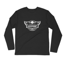 Load image into Gallery viewer, Replay FX Wings Long Sleeve Fitted Crew